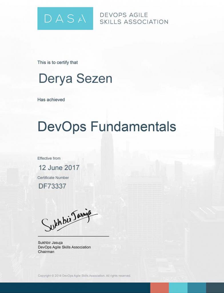 DASA_Certificate