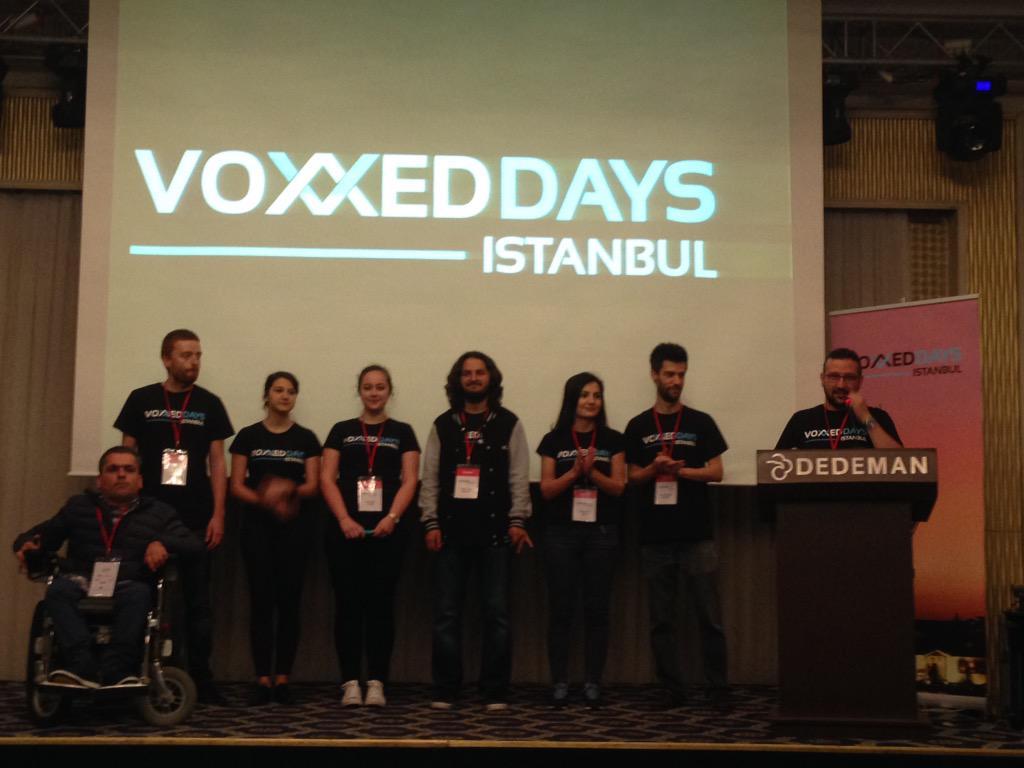 VoxxedIstanbul Team
